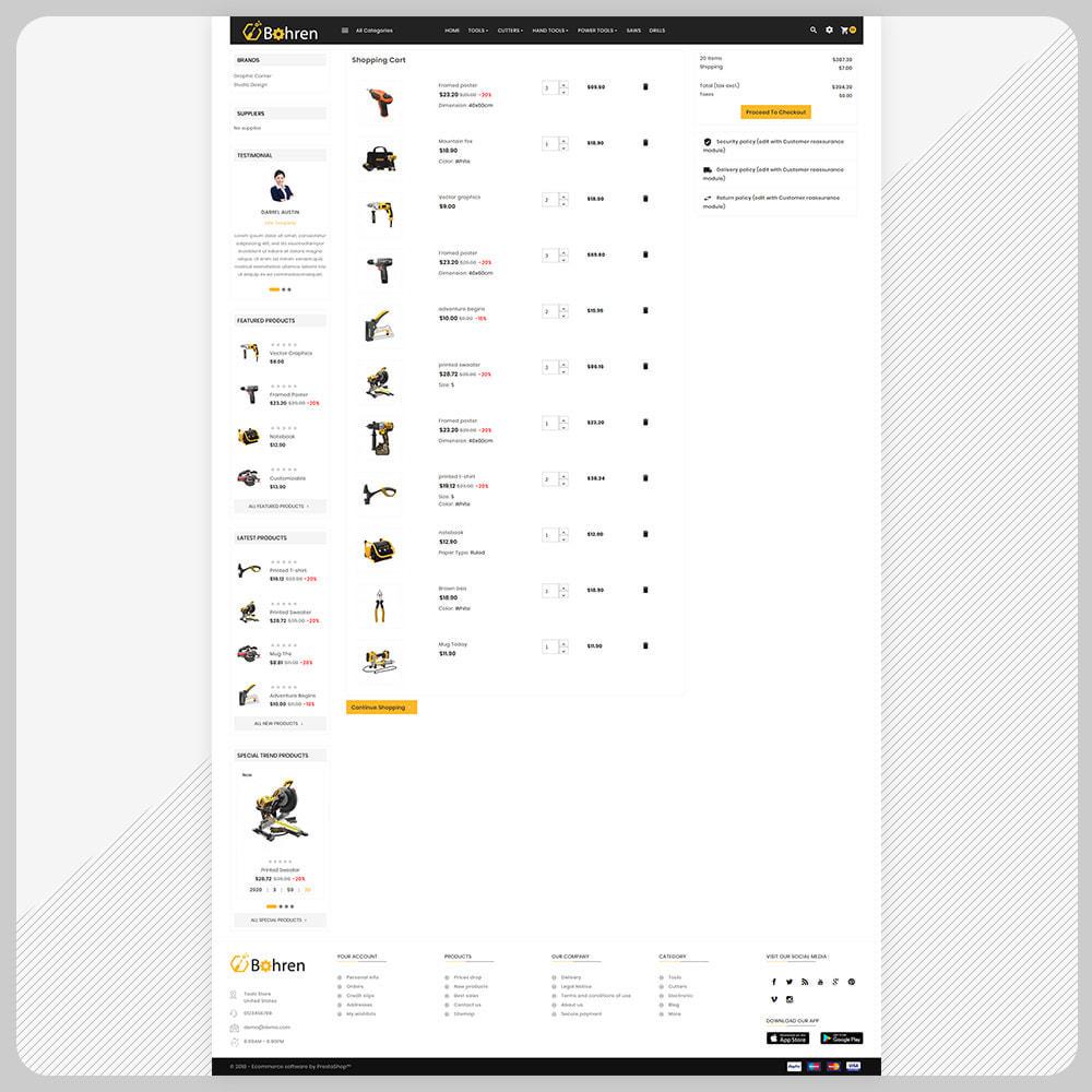 theme - Carros & Motos - Utensili – The Tools Mega Shop - 5