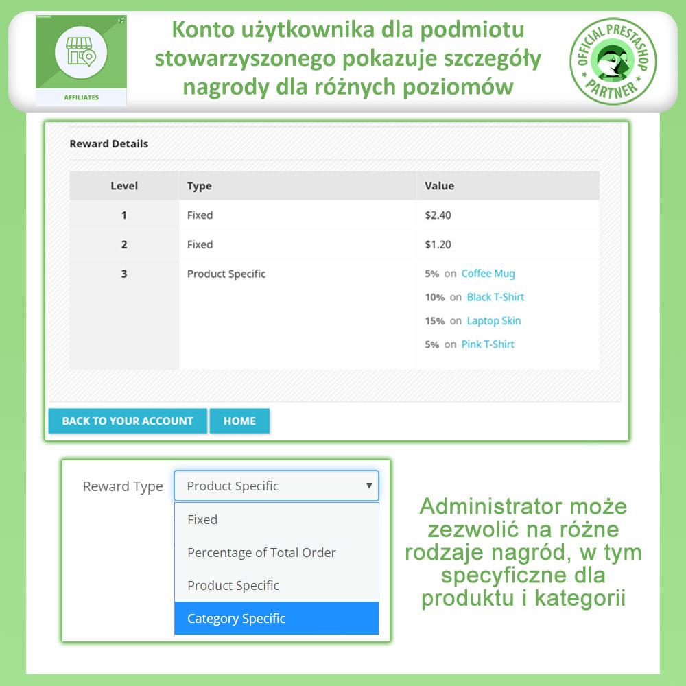 module - Płatne pozycjonowanie & Afiliacja - Affiliate i program poleceń - 3