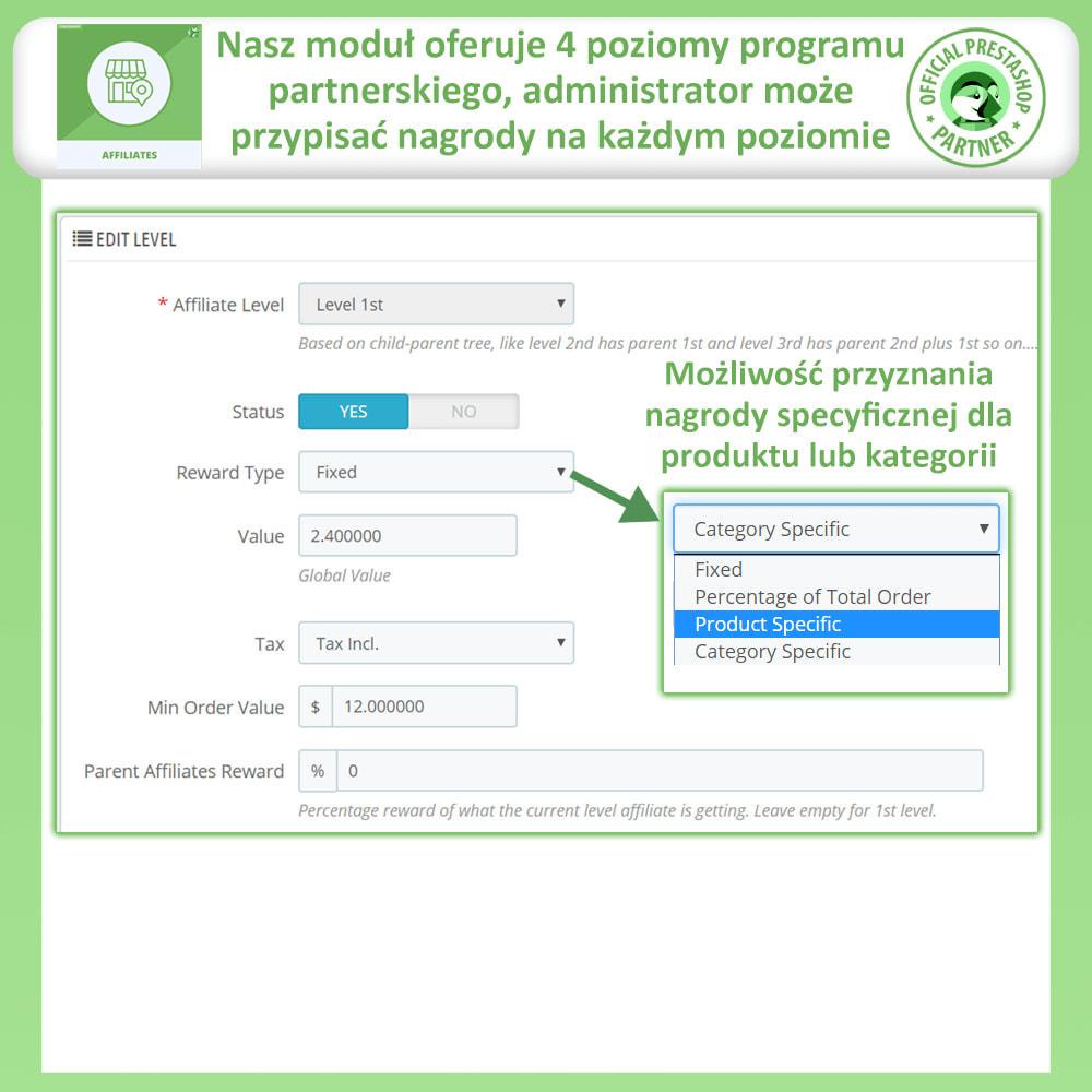 module - Płatne pozycjonowanie & Afiliacja - Program Partnerski i Polecający - 20