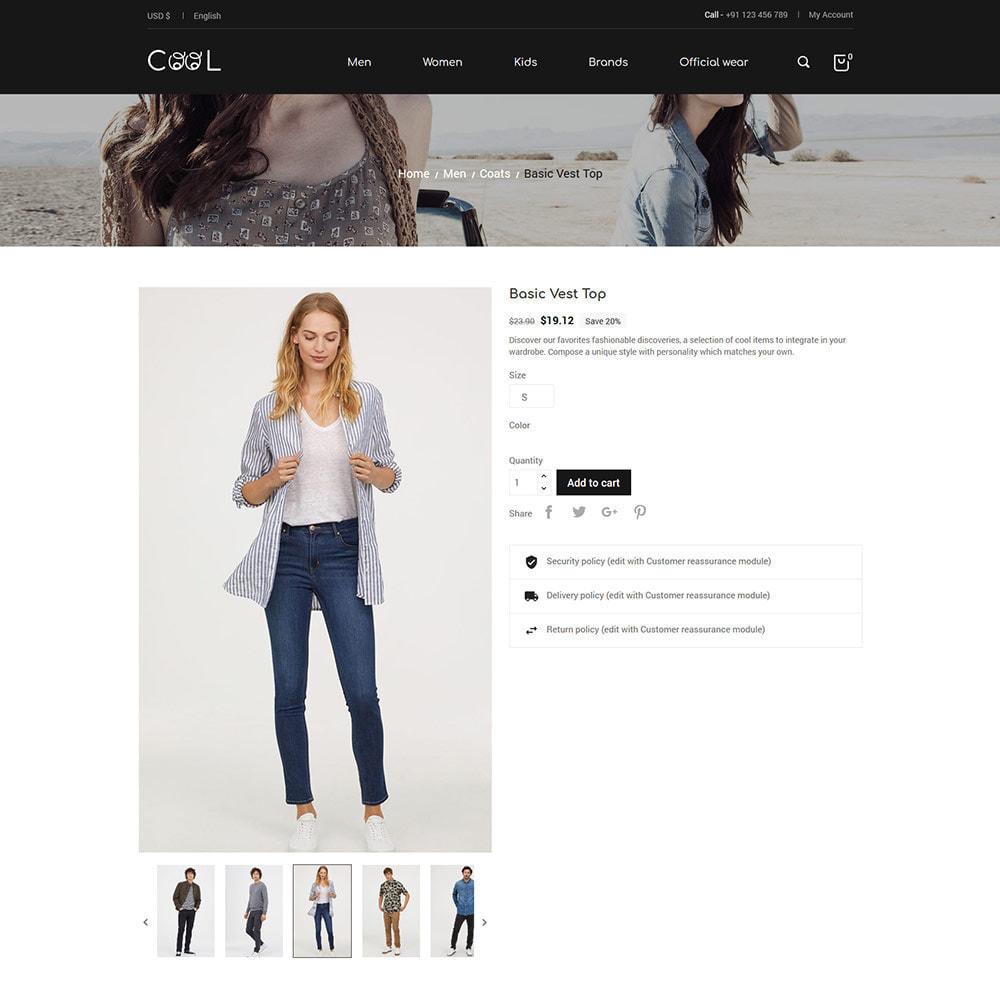 theme - Moda & Calçados - Cool - Fashion Store - 4
