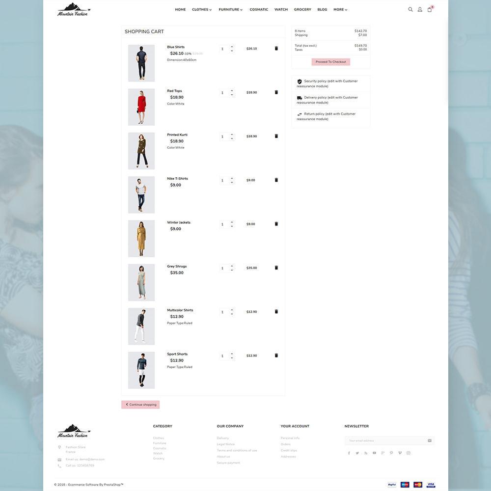 theme - Mode & Schoenen - Mountain Fashion Store - 5