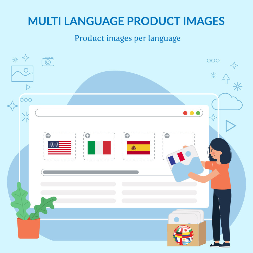 module - International & Localisation - Multi-language Product Images - 1