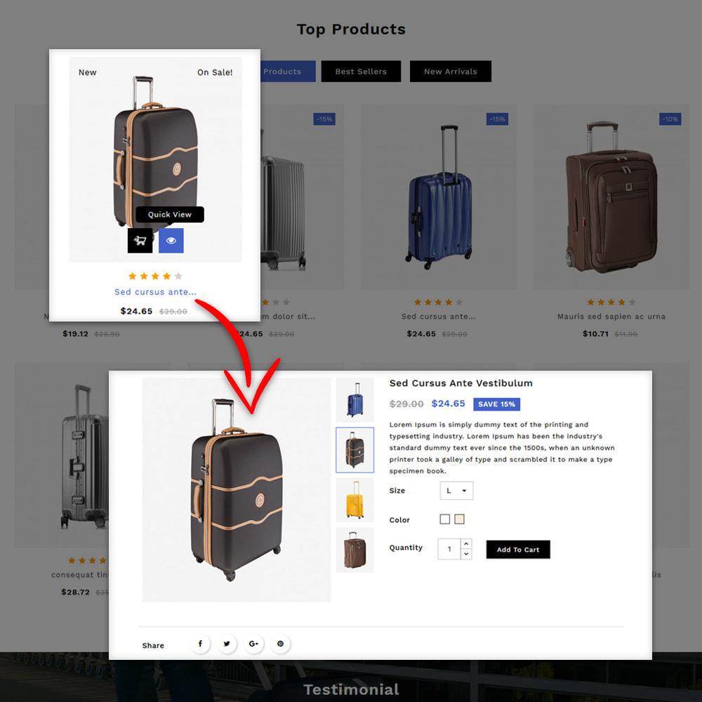 theme - Fashion & Shoes - Tripket - Bag Shop - 9