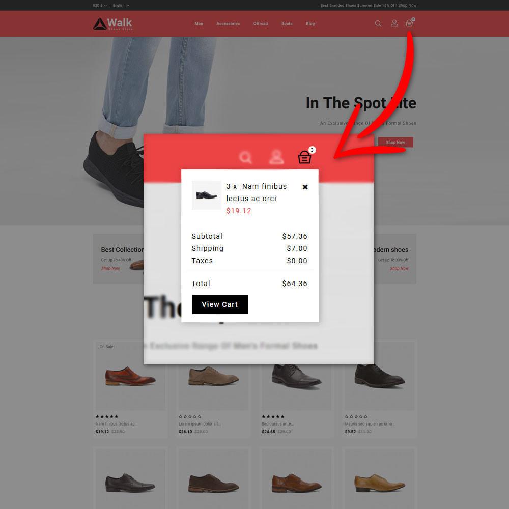 theme - Fashion & Shoes - Walk - Shoes Store - 6