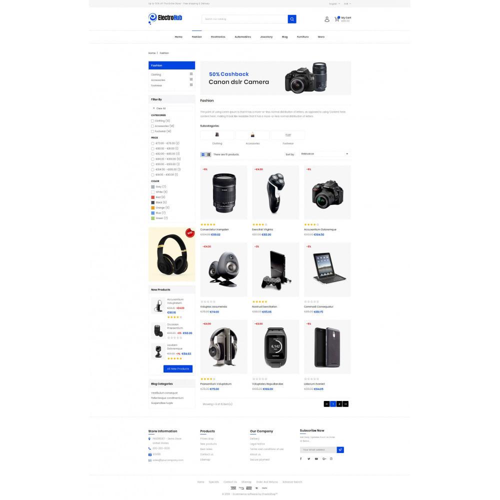 theme - Electronics & Computers - ElectroHub - Electronics Store - 3