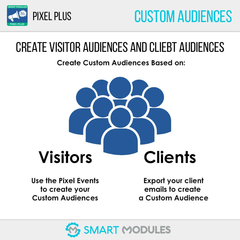 module - Analytics & Statistics - Pixel Plus: Events + Conversions API + Pixel Catalogue - 12
