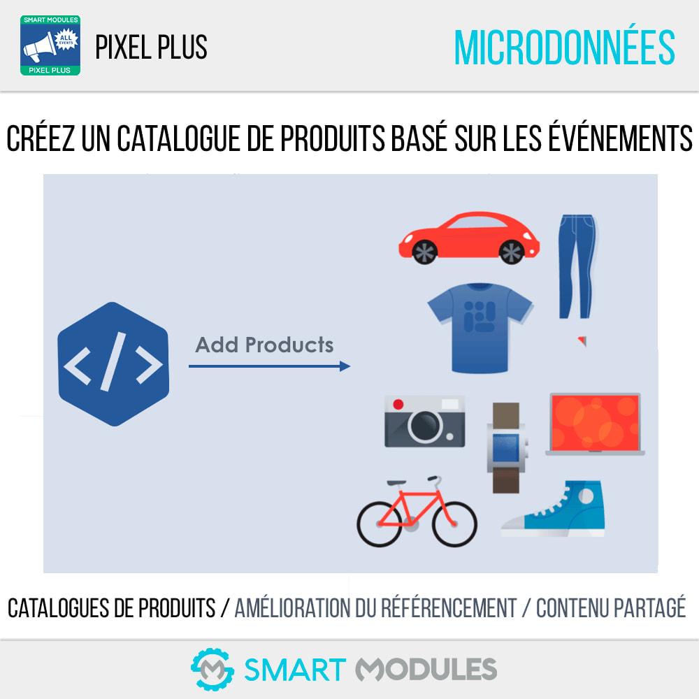 module - Analyses & Statistiques - Pixel Plus : Événements + API + Catalogue Pixel - 9