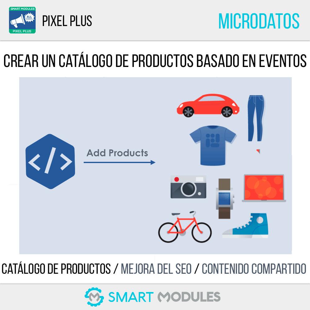 module - Informes y Estadísticas - Pixel Plus: Seguimiento Eventos + Catálogo - 6