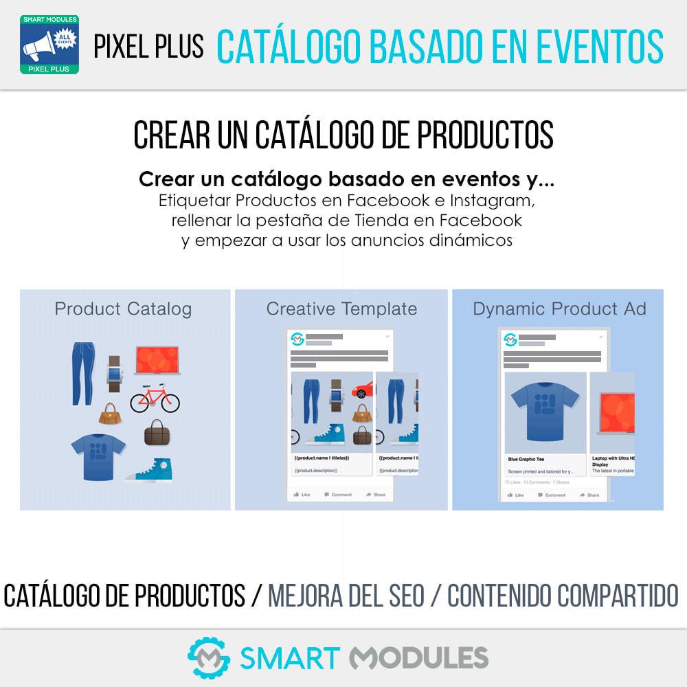 module - Informes y Estadísticas - Pixel Plus: Seguimiento Eventos + Catálogo - 7