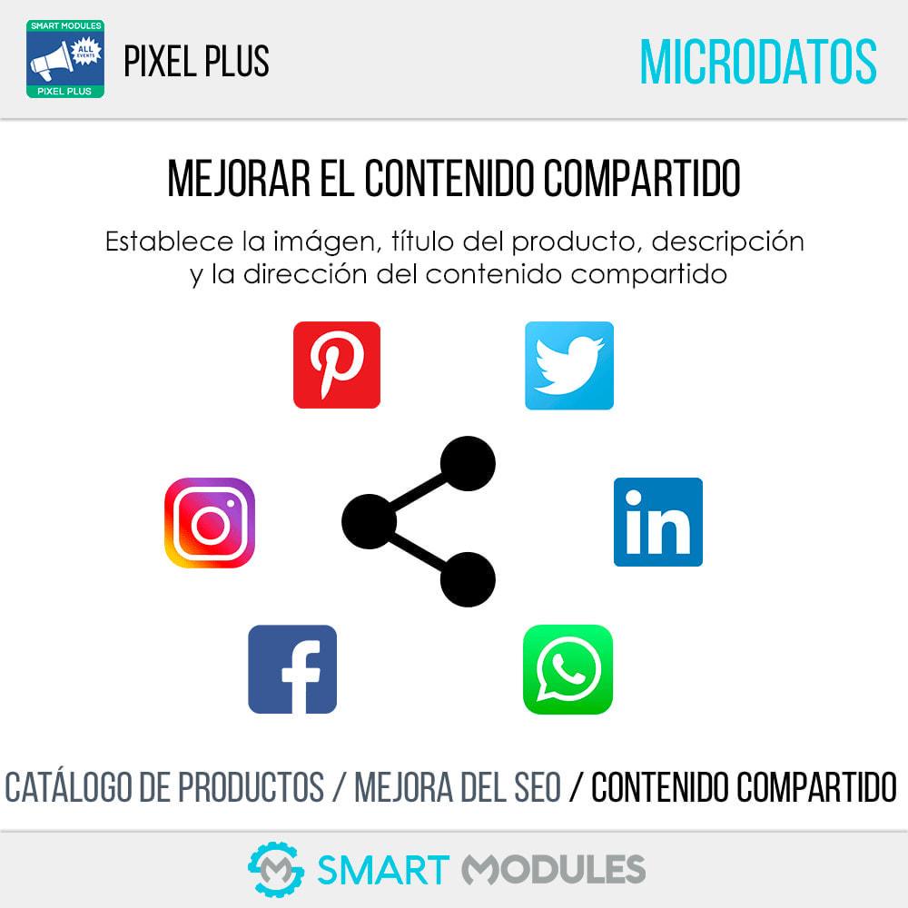 module - Informes y Estadísticas - Pixel Plus: Seguimiento Eventos + Catálogo - 9