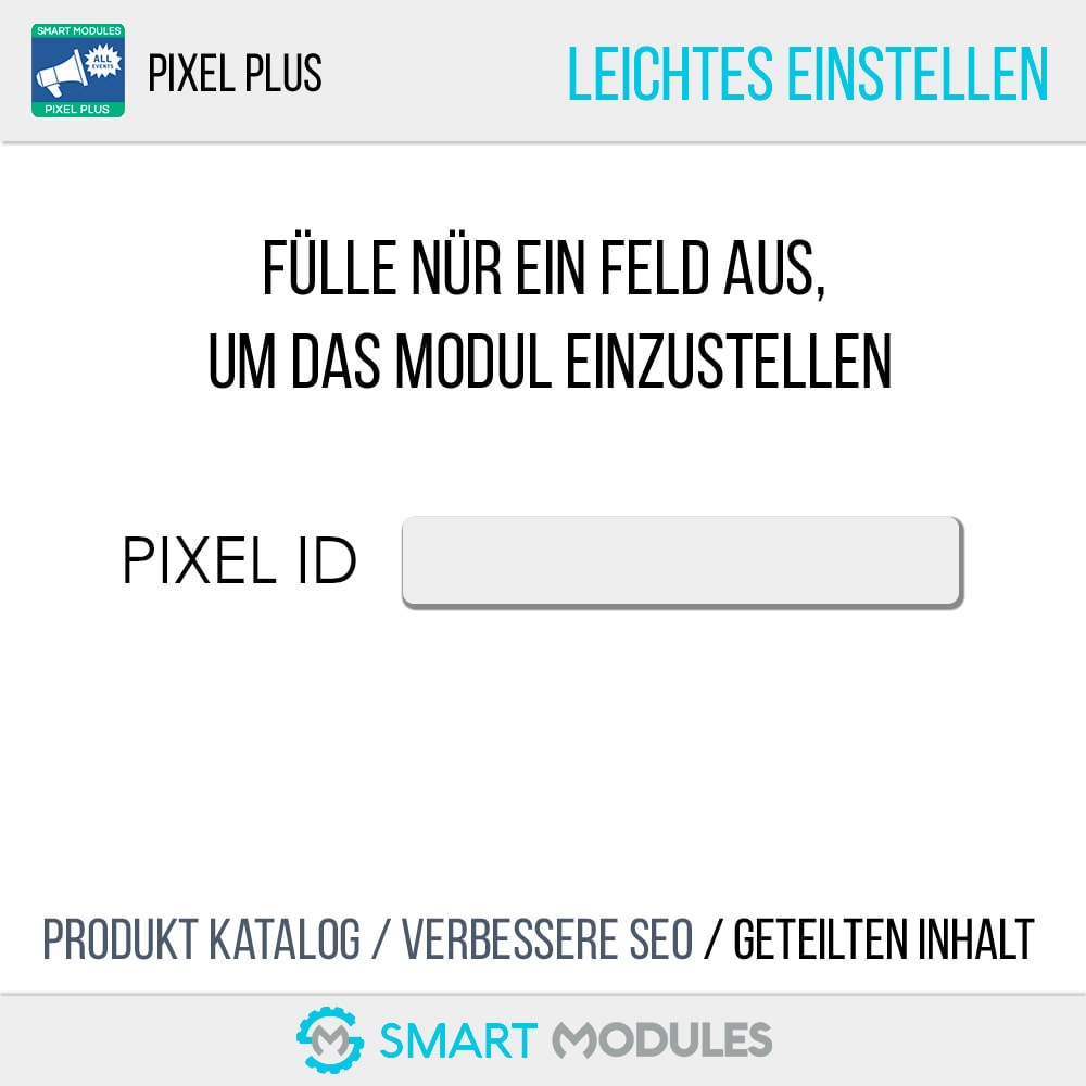 module - Analysen & Statistiken - Pixel Plus: Events Tracking + Pixel Katalog - 3