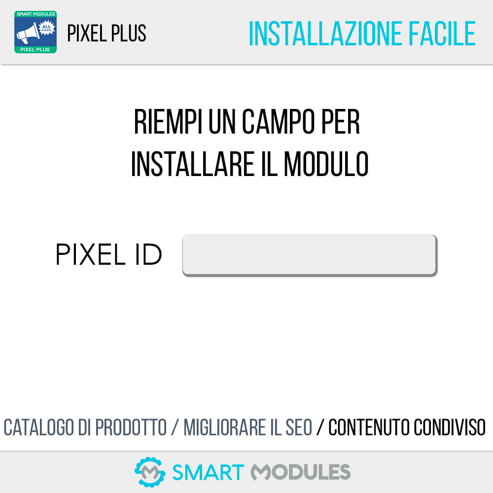module - Analytics & Statistiche - Pixel Plus: Conversioni ed Eventi + Catalogo Pixel - 3