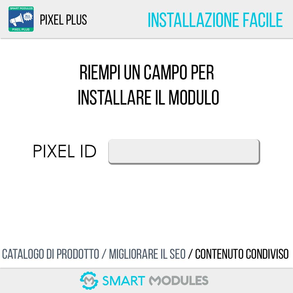 module - Analytics & Statistiche - Pixel Plus: Eventi + Conversions API + Catalogo Pixel - 6