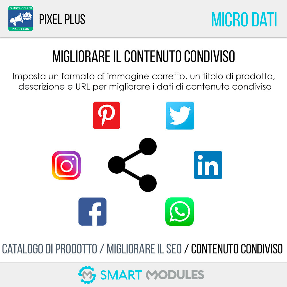 module - Analytics & Statistiche - Pixel Plus: Conversioni ed Eventi + Catalogo Pixel - 9