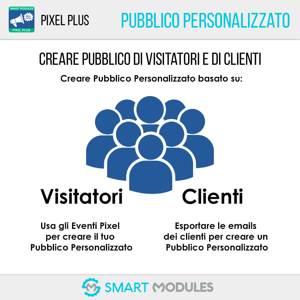 module - Analytics & Statistiche - Pixel Plus: Conversioni ed Eventi + Catalogo Pixel - 10
