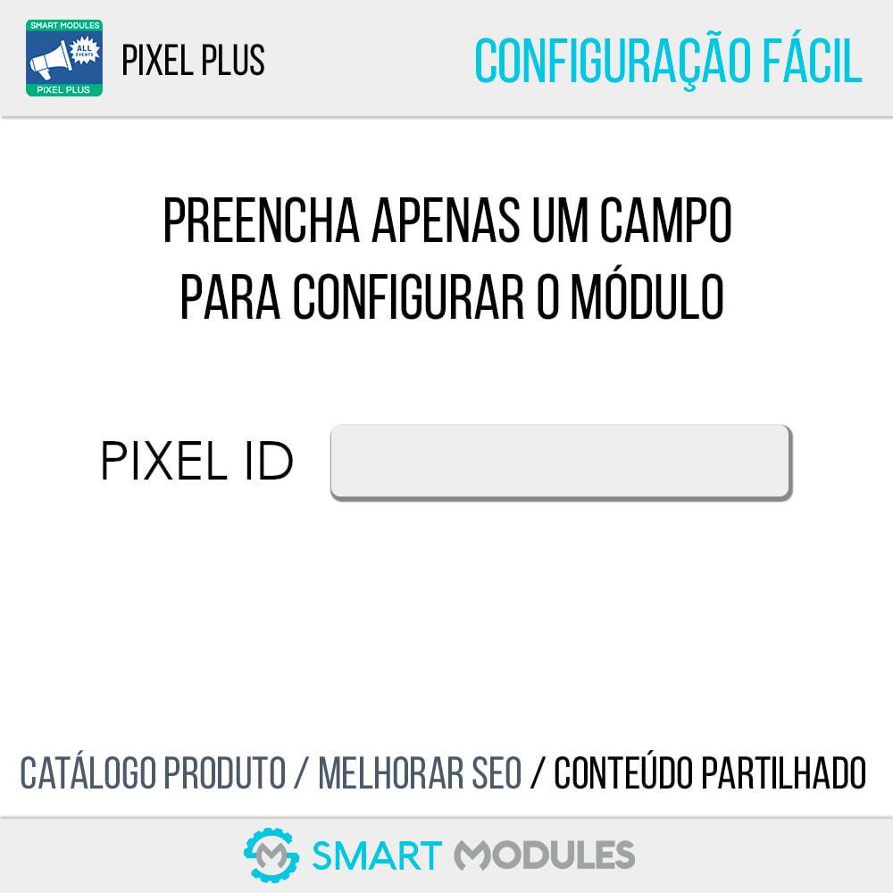 module - Análises & Estatísticas - Pixel Plus: Acompanhamento de eventos + Catálogo Pixel - 3