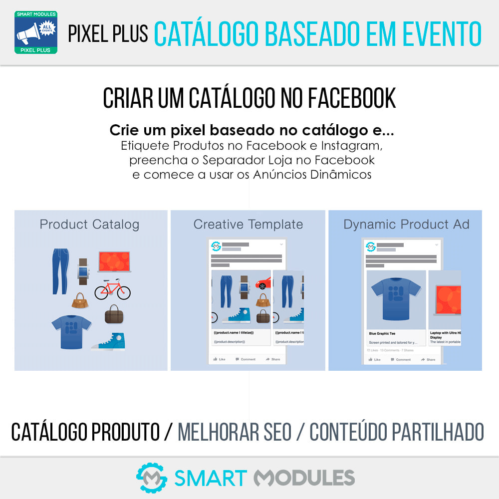 module - Análises & Estatísticas - Pixel Plus: Acompanhamento de eventos + Catálogo Pixel - 7
