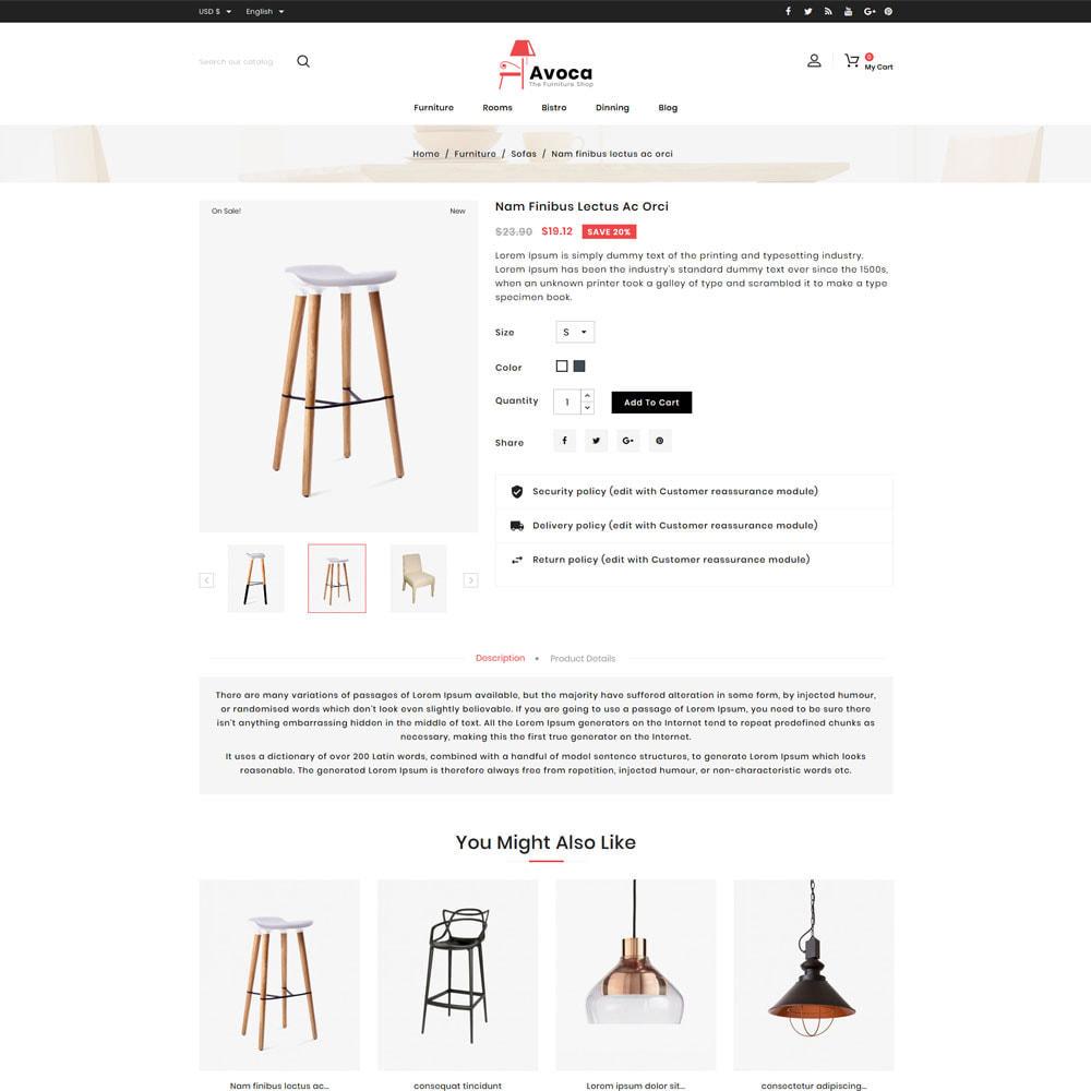 theme - Casa & Giardino - Avoca - Furniture Store - 4