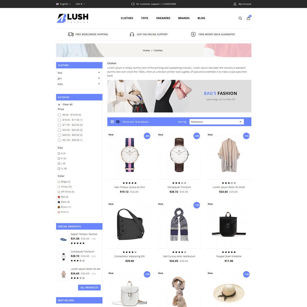 theme - Moda & Calzature - Blush - Apparel Store - 2