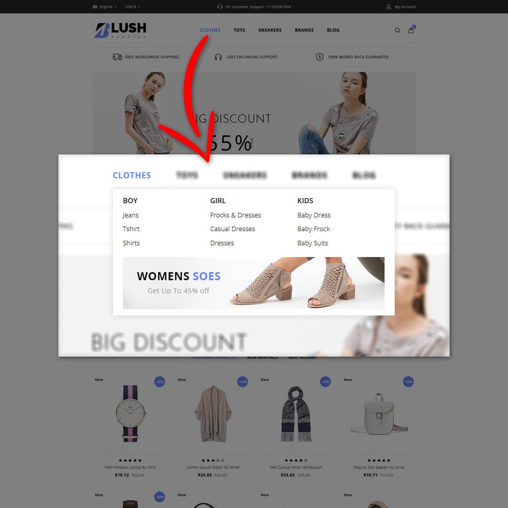 theme - Moda & Calzature - Blush - Apparel Store - 8