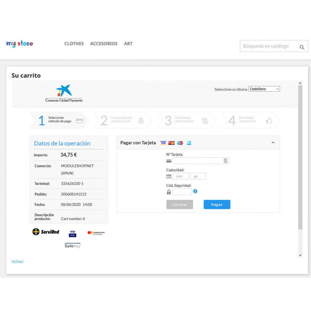 module - Pago con Tarjeta o Carteras digitales - TPV SABADELL (Devoluciones + Pago móvil) - 4