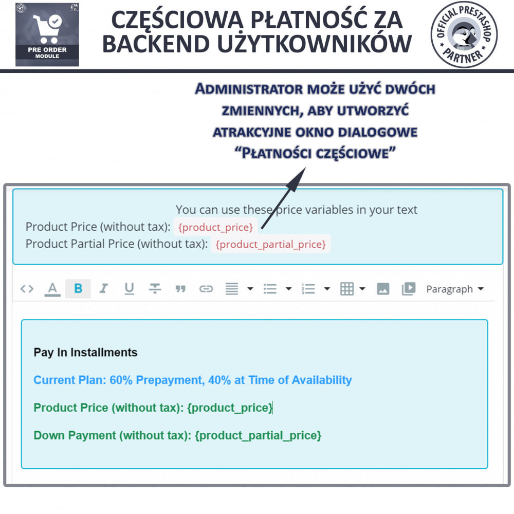 module - Procedury składania zamówień - Pre-Order - Advance Booking | Out of Stock Selling - 14