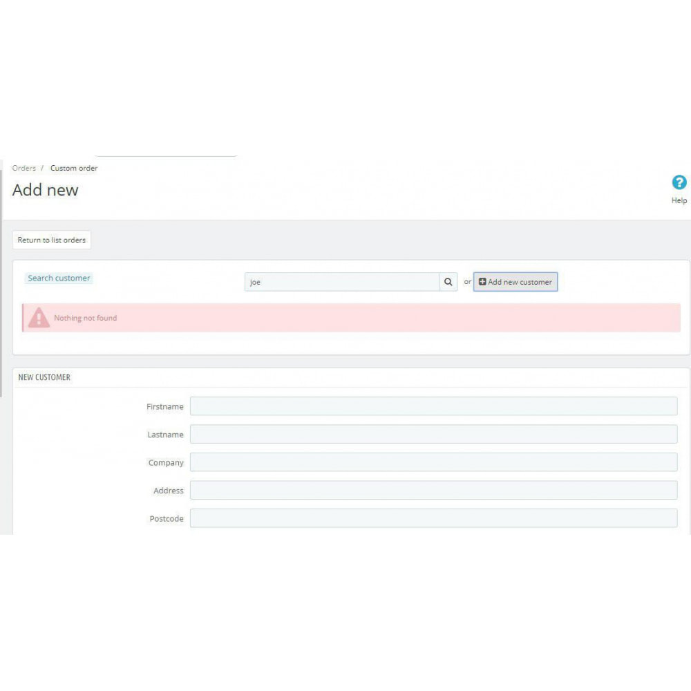 module - Buchhaltung & Rechnung - Custom orders /PayPal look invoices - 4