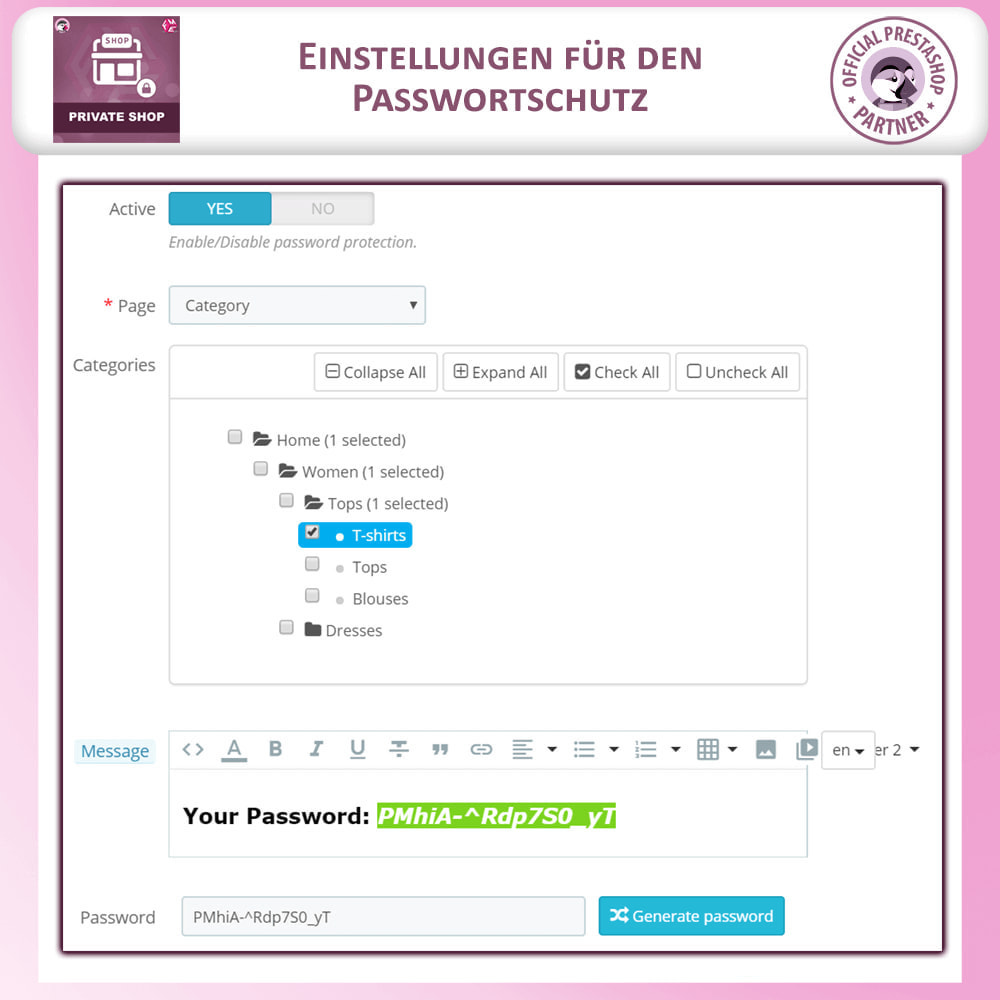 module - Flash & Private Sales - Privater Shop - Login, um Den Store zu Sehen - 16