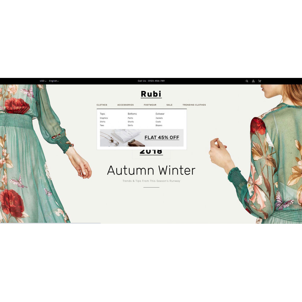 theme - Mode & Schoenen - Rubi - Apparel Store - 6