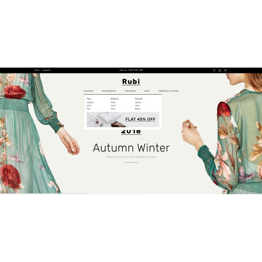 theme - Moda & Calçados - Rubi - Apparel Store - 6