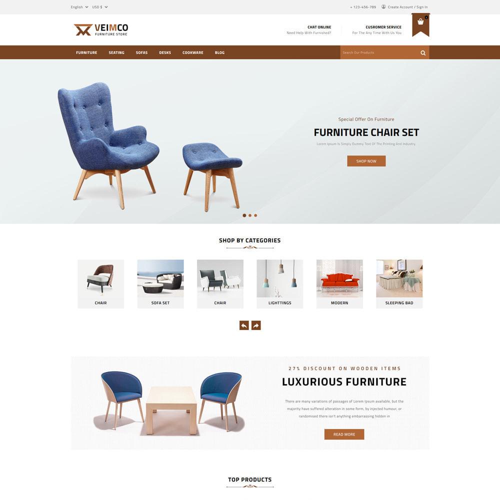 theme - Home & Garden - Veimco Home & Furniture Shop - 2