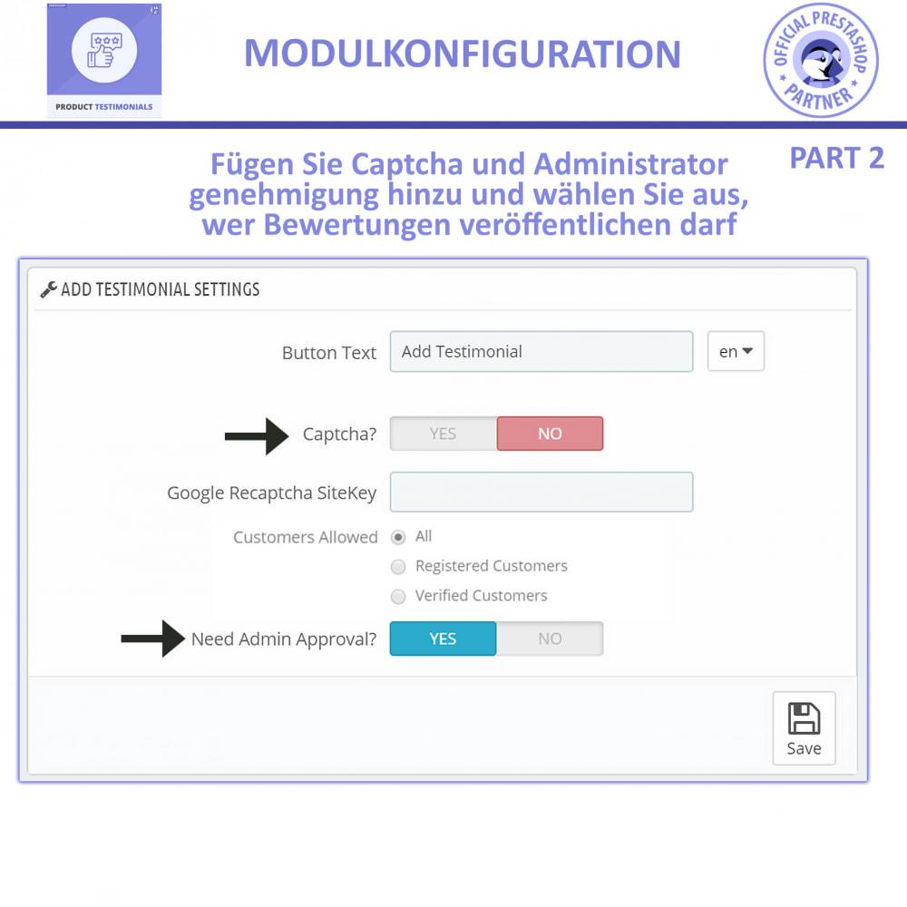 module - Kundenbewertungen - Kunden Produktbewertungen + Shop Bewertungen - 9