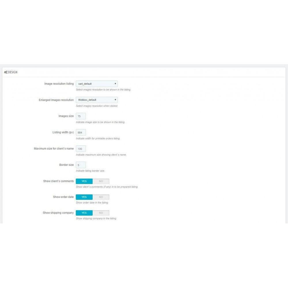 module - Preparação & Remessa - Encomendas pendentes (Lista de pedidos) - 3