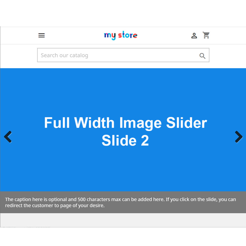 module - Sliders & Galeries - Responsive Full Width Image Slider - 1