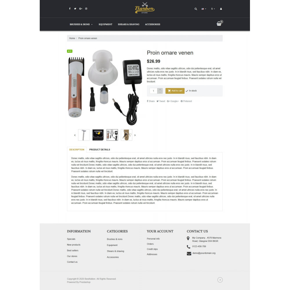 theme - Jewelry & Accessories - VP_Barber - Page Builder - 4
