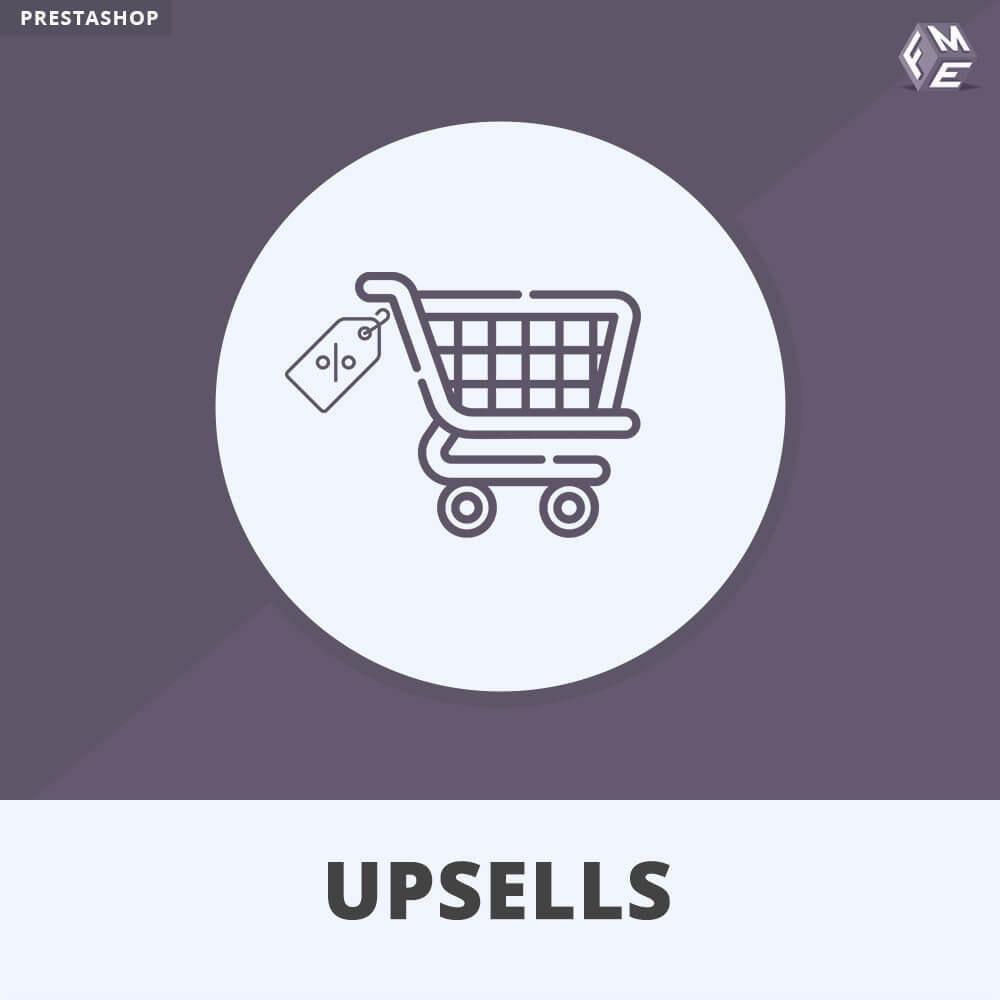 module - Перекрестные продажи и Создание комплектов - Продукты Upsell - Нажмите на корзину - 1