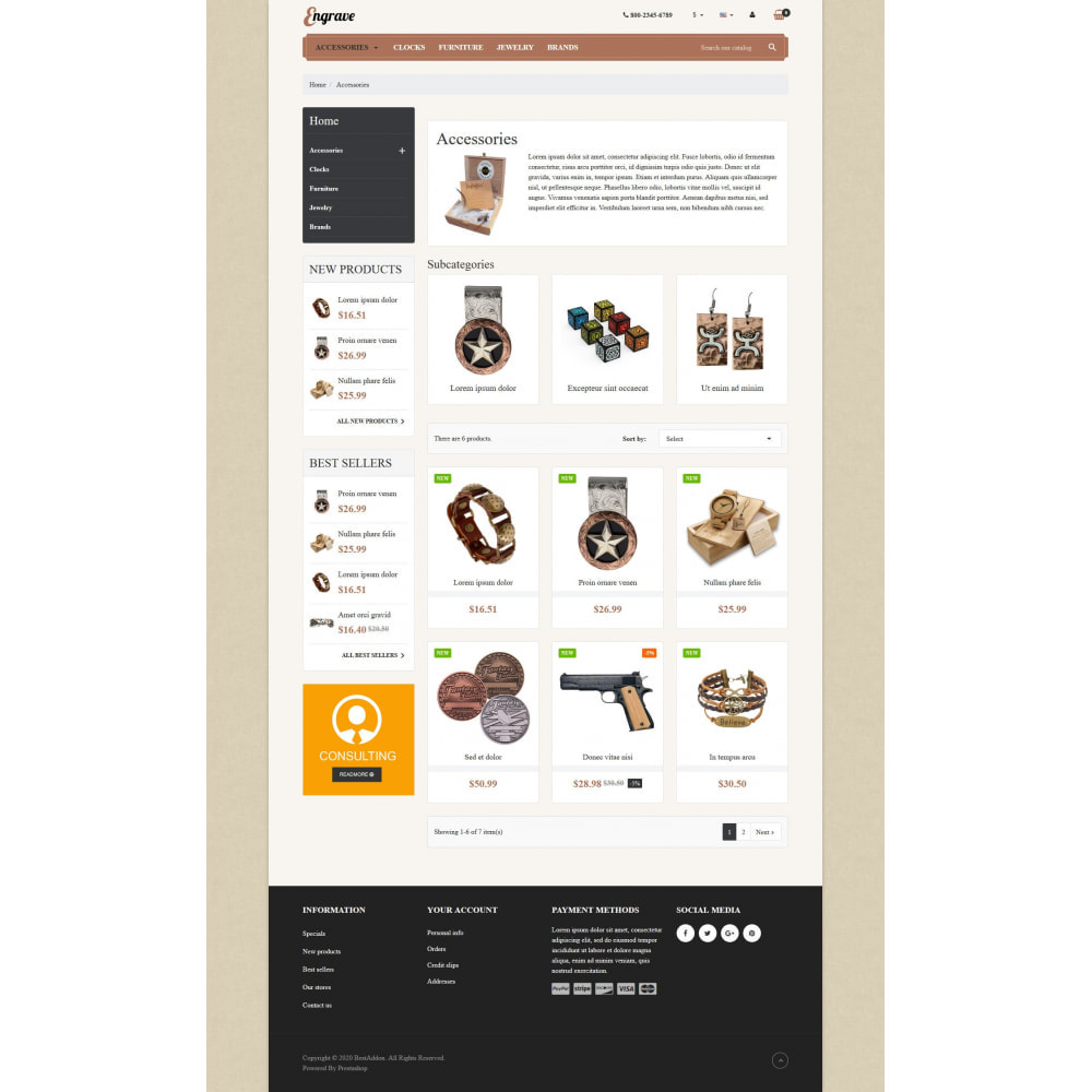 theme - Art & Culture - VP_Engrave - Page Builder - 3