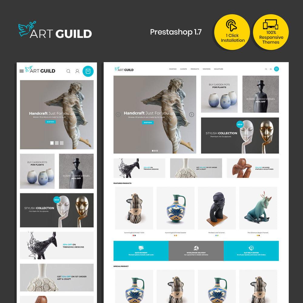 theme - Kultura & Sztuka - Art Guild Handcraft - sklep z farbami - 2