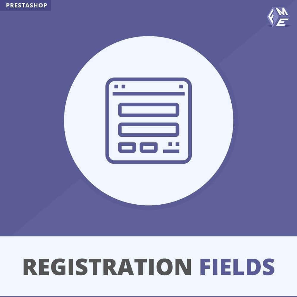module - Pегистрации и оформления заказа - Пользовательские поля регистрации - проверки - 1