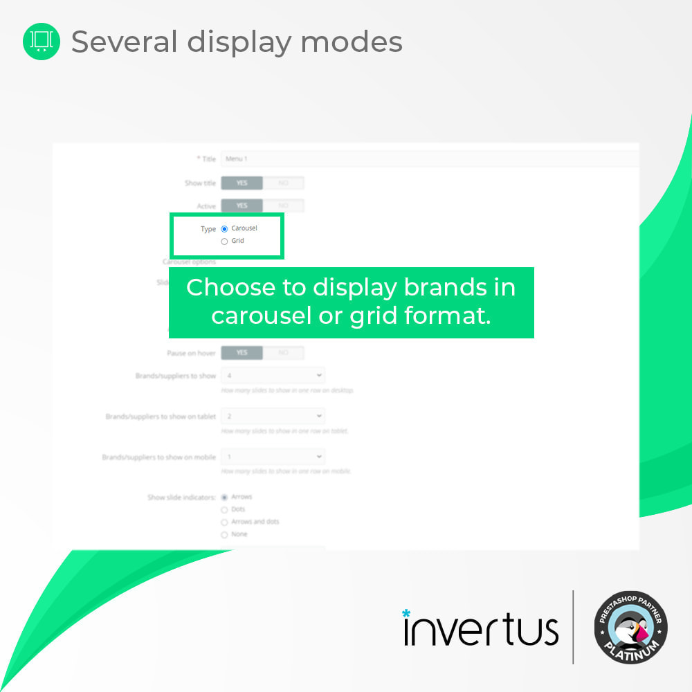 module - Brands & Manufacturers - Brand Slider Simple - 4