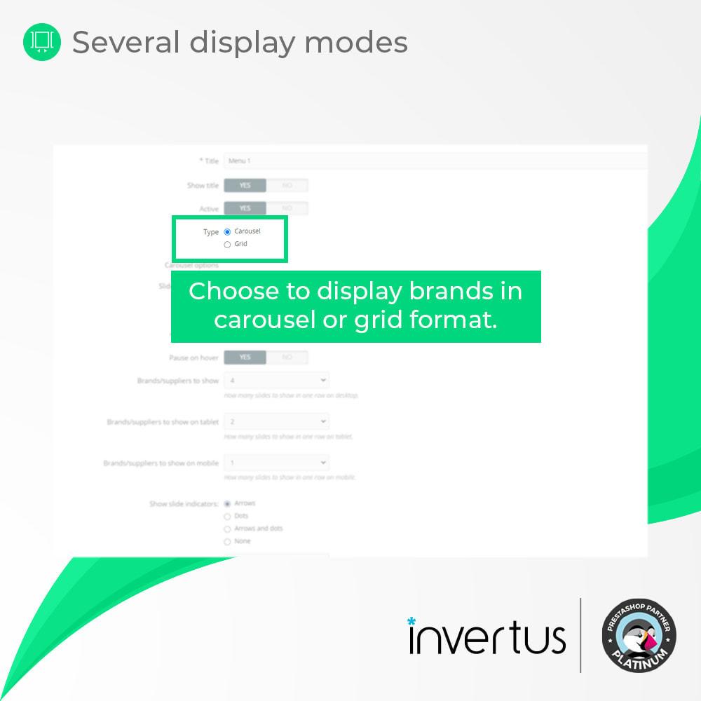 module - Marche & Produttori - Brand Slider Simple - 4