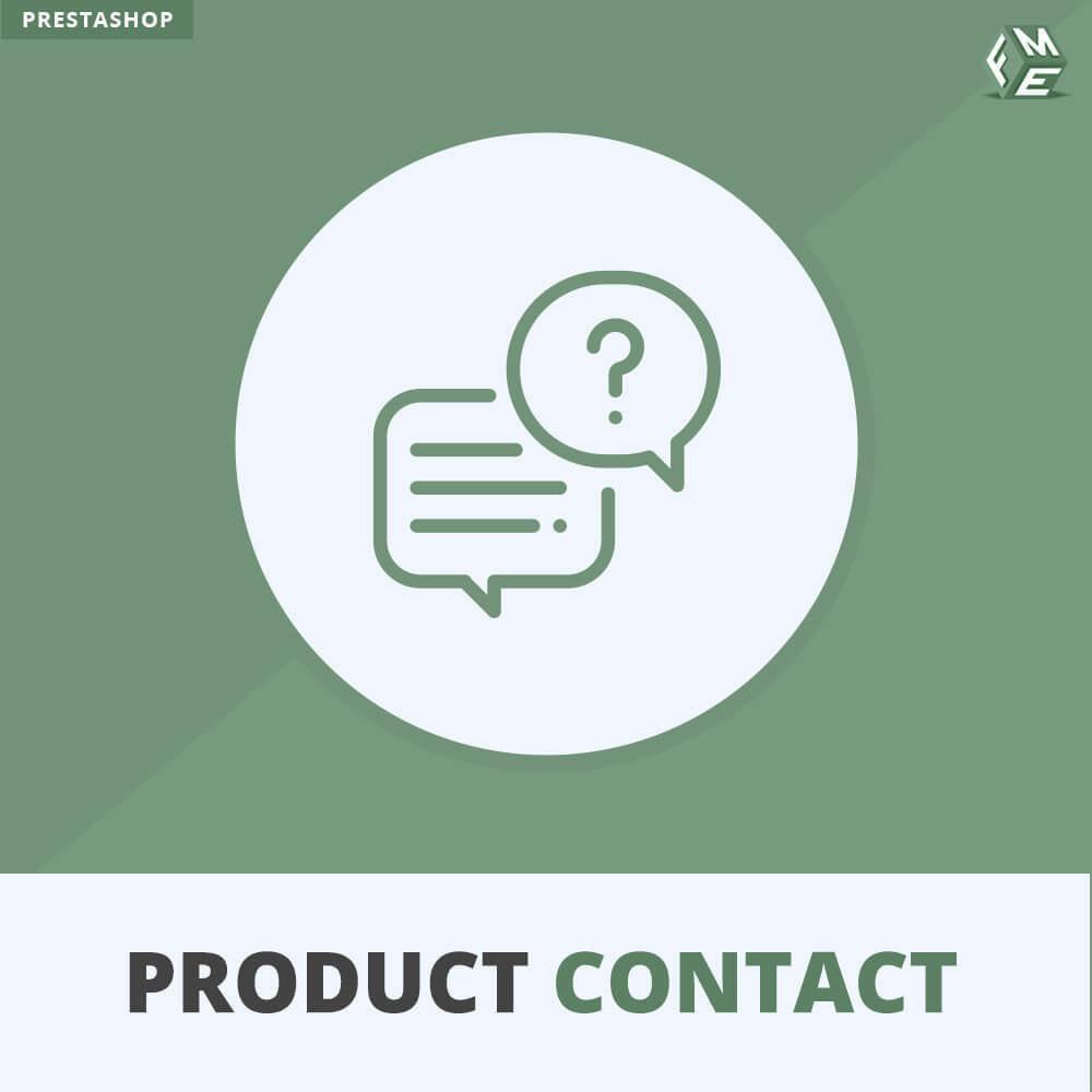 module - Форма обратной связи и Опросы - Контакт с продуктом - Форма запроса - 1