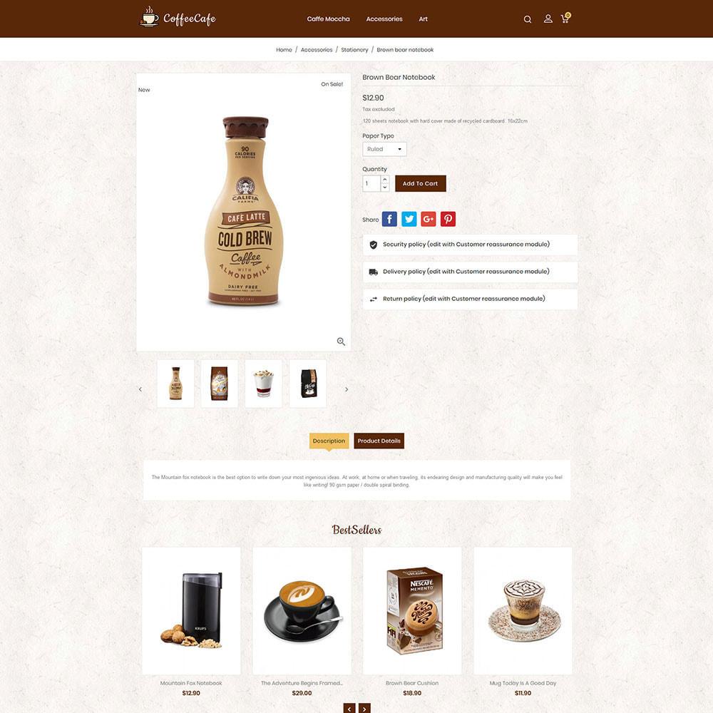 theme - Drink & Tobacco - CoffeeCafe Store - 5