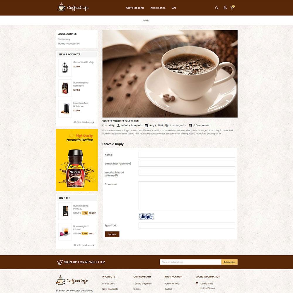 theme - Drink & Tobacco - CoffeeCafe Store - 6