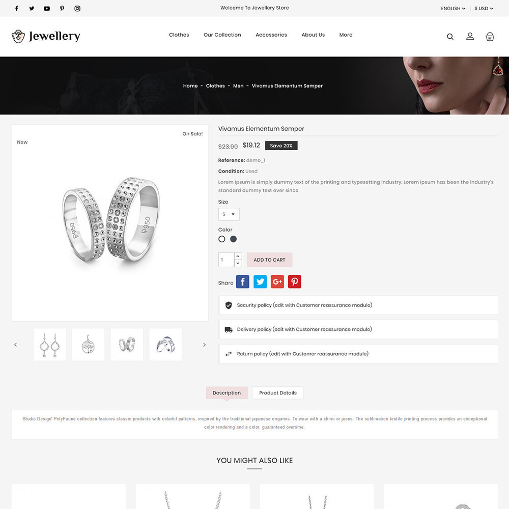 theme - Jewelry & Accessories - Jewellery Stores - 5