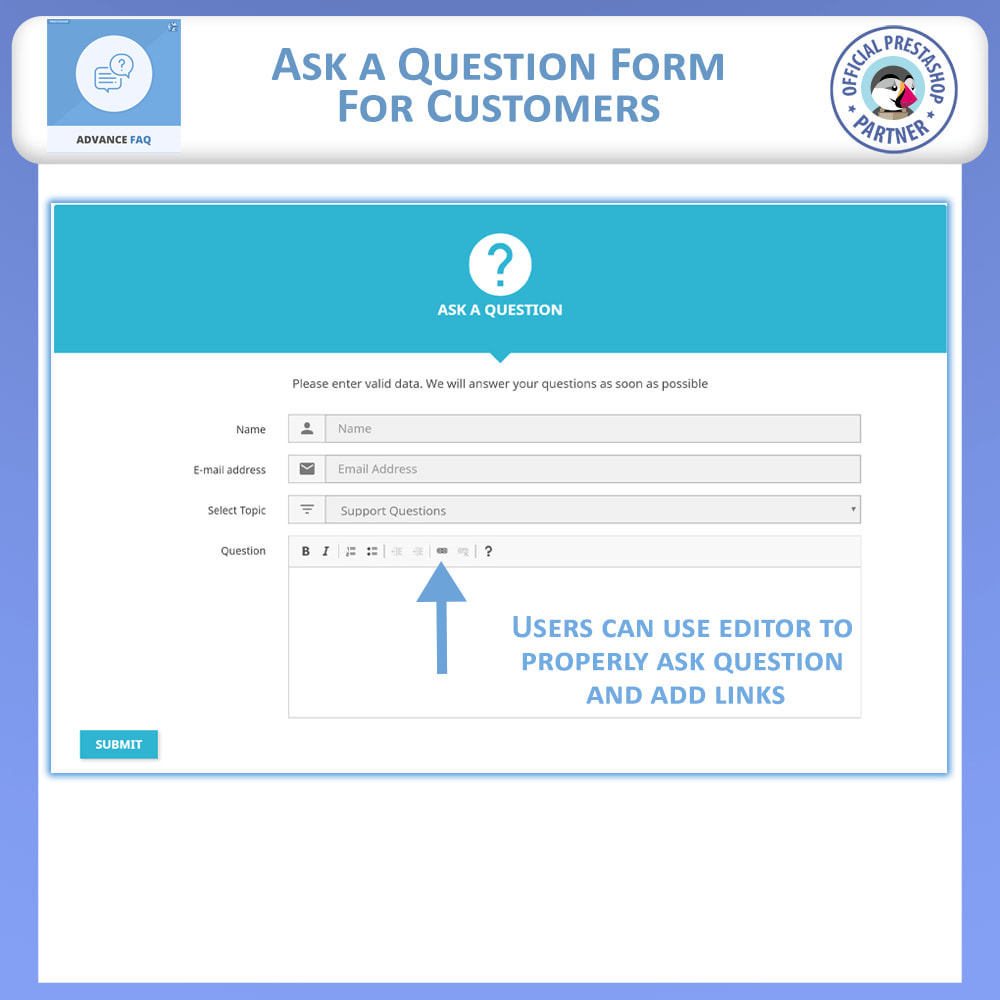 module - FAQ (Frequently Asked Questions) - Frequently Asked Questions - FAQ Advance - 10
