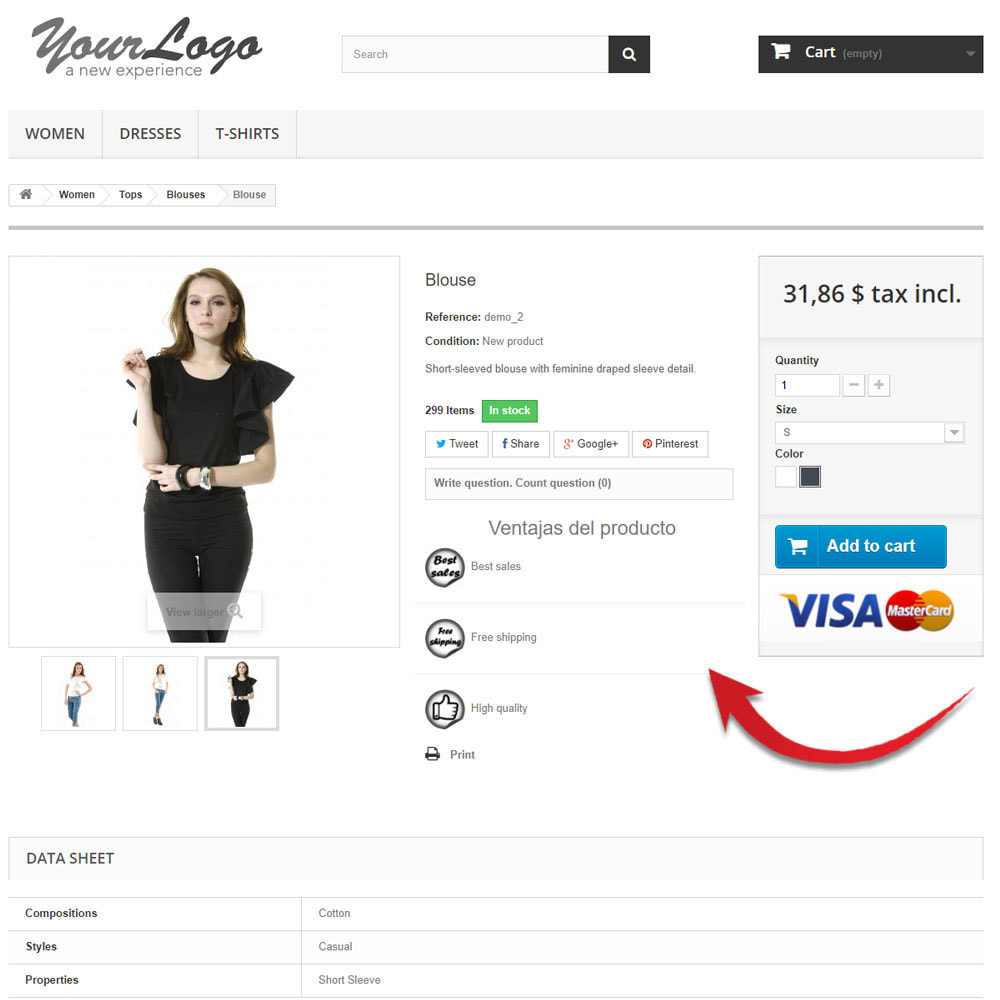 module - Etiquetas y Logos - Iconos de widgets personalizados - 4