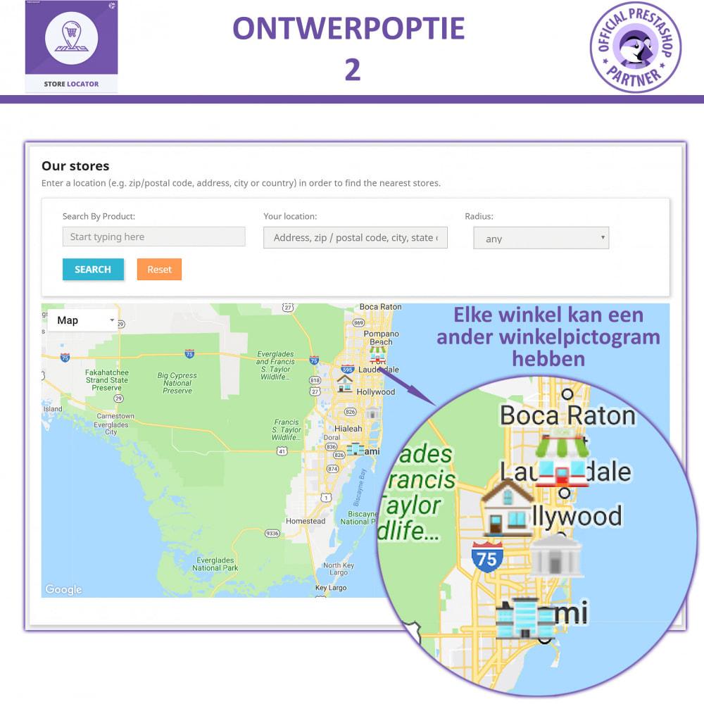 module - Internationaal & Lokalisatie - Winkel Zoeker Met Google Maps - 3