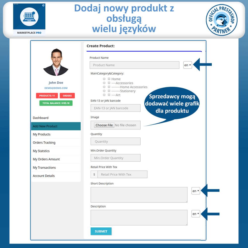 module - Stworzenia platformy handlowej - Multi Vendor Marketplace  - Marketplace Pro - 16