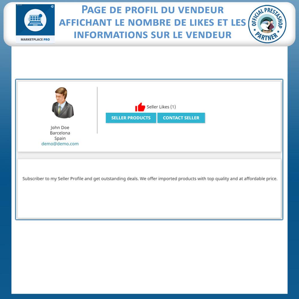 module - Création de Marketplace - Multi Vendor Marketplace  - Marketplace Pro - 9